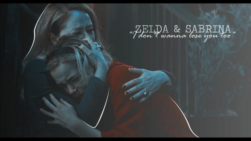 Zelda Sabrina - I don't wanna lose you too