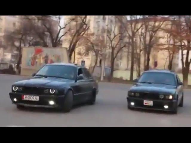 BMW M5 E34 Drift / БМВ Е34 Дрифт