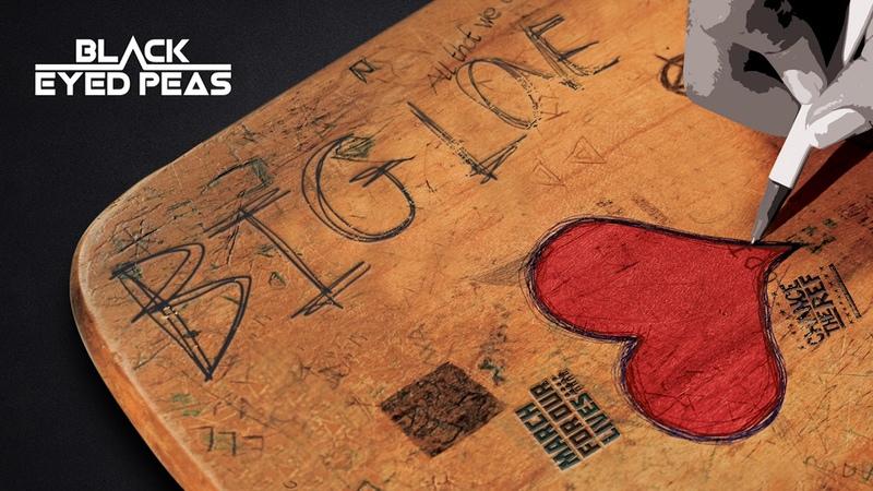 Black Eyed Peas - BIG LOVE (Audio)
