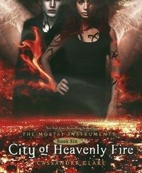 город небесного огня скачать 1 часть