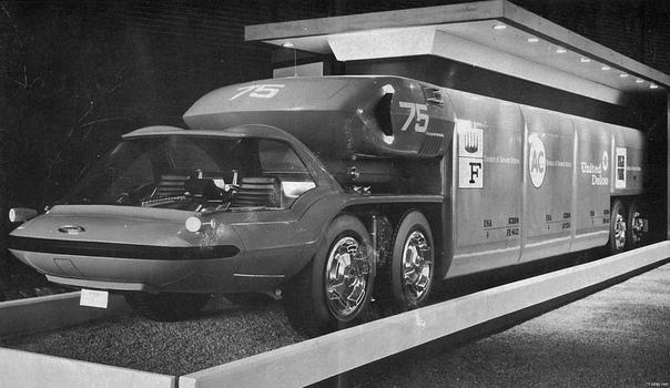 Концепт-кар  1964 года, GM Bison.