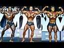 Classic Physique 2018 Mr Olympia - Full Highlights (Posing Prejudging)