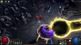 3.3 Path of Exile T18 Uber Elder Elemental Hit Trapper
