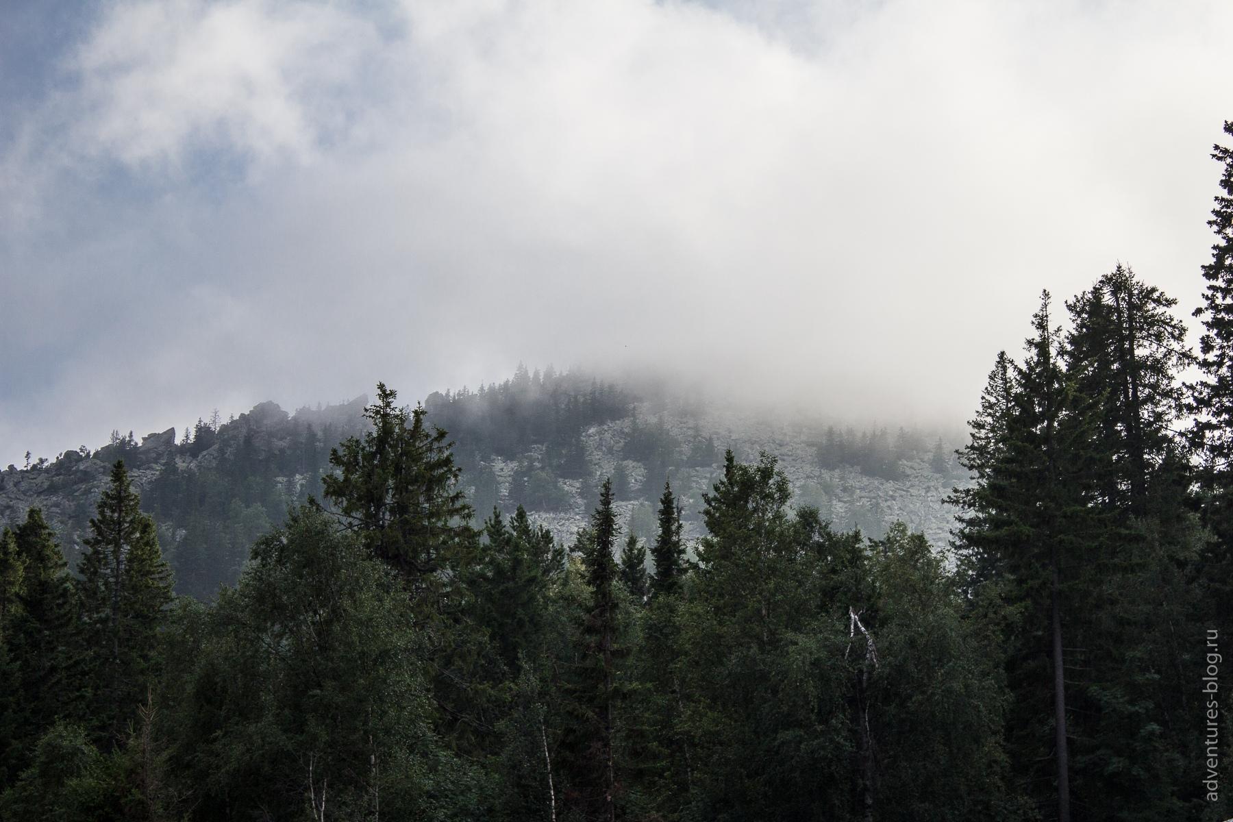 Небольшой просвет в тумане