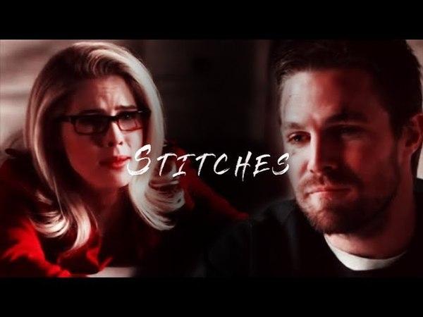Oliver Felicity    Stitches