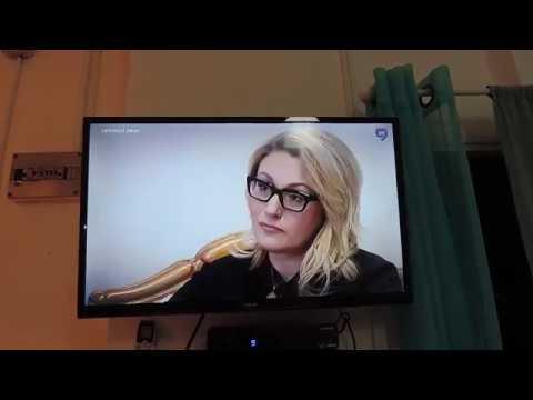 Тель-Авив Жириновский на израильском ТВ (9-й канал) - 22 мая 2017 Tel Aviv Израиль