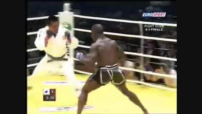 K1 Finals 2006 Manhoef vs. Akiyama