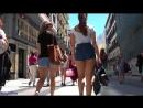 Горячая испаночка и её попка в сэкси шортах