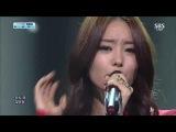 131006 송지은 Song Jieun 희망고문 False Hope 1080p Inkigayo live