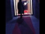 01.01.2014 Фанаты встретили Джину, Мино, НамТэ и Юна около YG