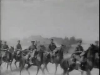 На учениях Киевского военного округа, 1935 г