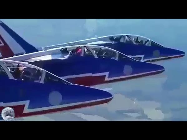 Полёты на крылатых реактивных ранцах