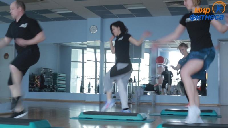 Interval Training в Мире фитнеса