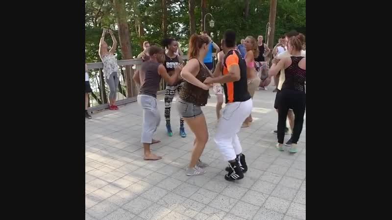 Ростовская Руэда (boogaloo dance club)