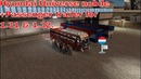 HYUNDAI UNIVERSE V2 0 for 1.31 or 1.32 with passenger mods ets2 mods