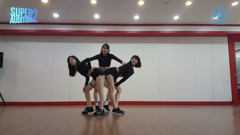 [Super Audition] 참가영상 23. 김지혜,마에다마나에,김세원