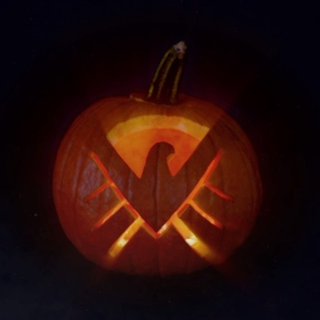 """Agents of S.H.I.E.L.D. on Instagram """"Happy Halloween from Marvel's AgentsofSHIELD! 🎃"""""""
