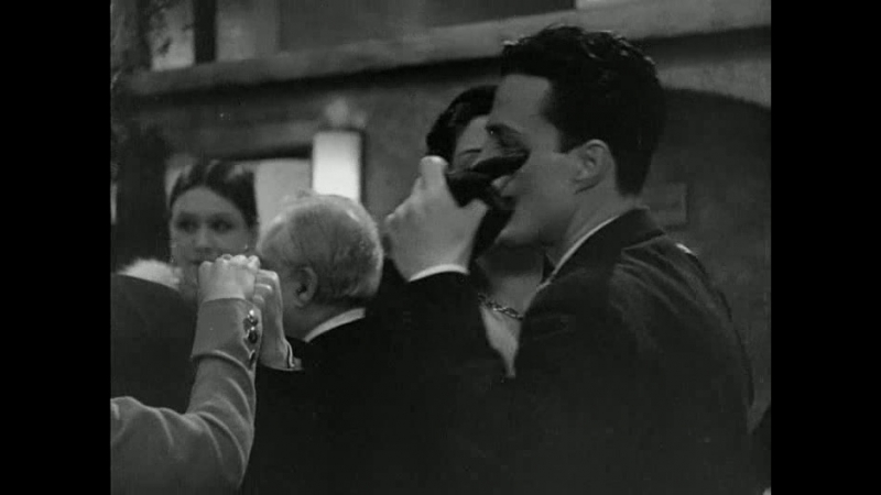 A Young Vittorio De Sica Dancing In 1932