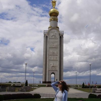 Оксана Гребнева