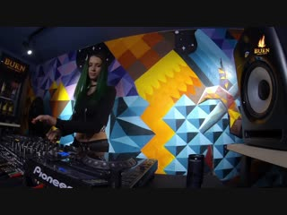 Miss Monique - Live @ Radio Intense  _⁄_⁄ Progressive House, Techno Mix