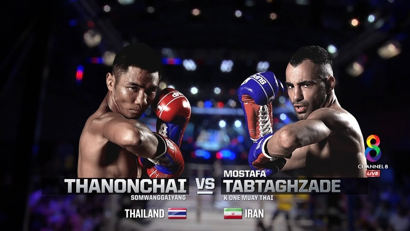 Muay Thai Super Champ | คู่ที่7 ธนญชัย VS มอสตาฟา | 16/06/62