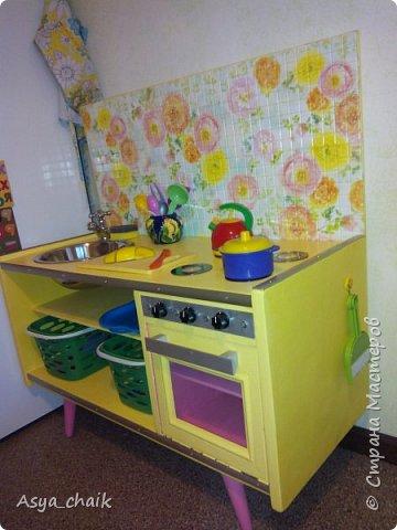 Детская кухня (6 фото)