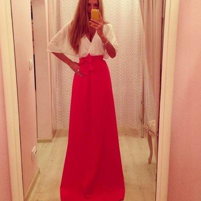 Модная Женская