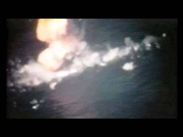 Эсминцы класса Hyuga Kongo Atago Takanami ВМФ Японии Полигон Оружие ТВ