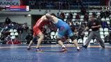 97 kg. Kantemir MAGOMEDOV (RUS) - Zamir MAGOMEDOV (AZE)
