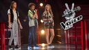 Liz vs Lucas vs Rosy You And I The Voice Kids 2015 The Battle