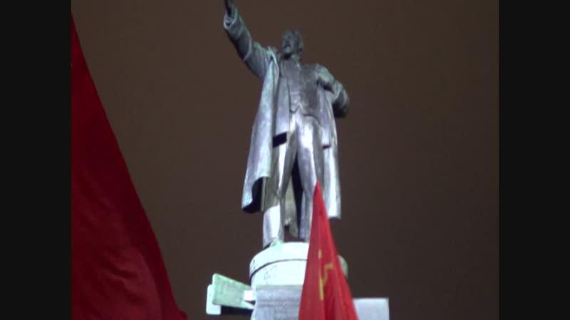 Выступление 1-го Секретаря ЦК РКРП тов. Тюлькина ВА на митинге 7 ноября 2018 в Ленинграде
