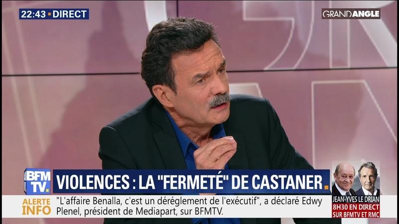E. Plenel révolté contre Macron et ce pouvoir devenu fou pret à tirer dans le tas