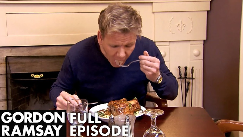 Gordon Ramsay Visits The Cambridge Hotel Hotel Hell Full Episode
