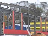 Современный спортивный комплекс скоро откроется в мкр Сельхозтехника