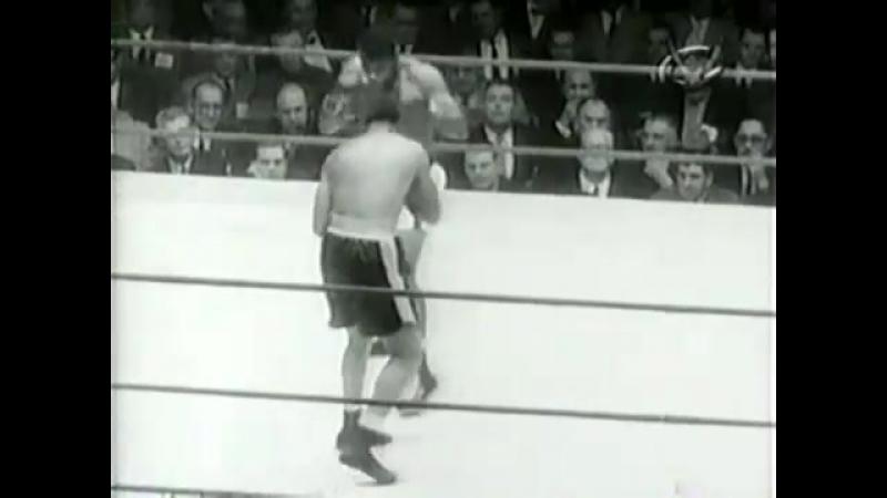 Floyd Patterson vs Archie Moore