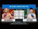 Bellator203 Alen Amedovski vs Will Fleury