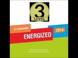 DJ GERASIMOV - ENERGIZED (LEVEL THREE) 2014