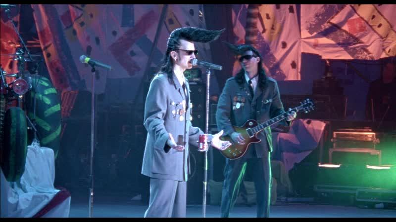 Leningrad Cowboys The Red Army Choir - Knockin' on Heaven's Door | Total Balalaika Show 1994