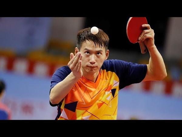 Liang Jingkun vs Zhou Yu | 2018 Chinese National Games | MS-SF