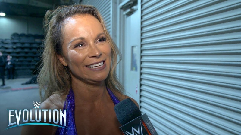 WWE Hall of Famer Ivory was not ready for Asuka in Battle Royal: WWE Exclusive, Oct. 28, 2018