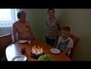 День рождения Андрея 4.6.18