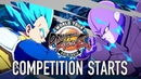 Dragon Ball FighterZ PS4 XB1 PC Competition Starts World Tour Launch Trailer English