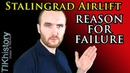 The BIG Reason the Luftwaffe Failed at Stalingrad | Airlift Statistics and Demyansk Comparison
