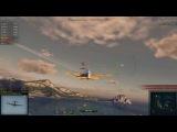 World Of Warplanes. «Догони и обними» 12.05
