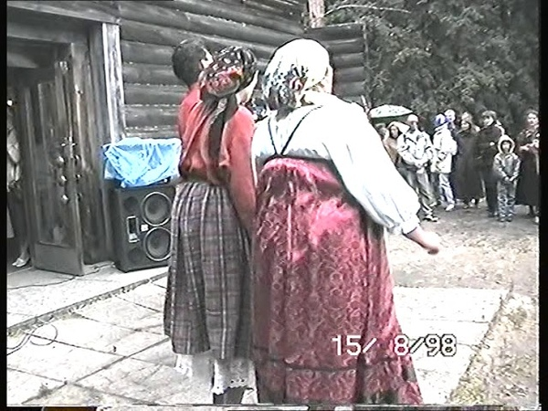 Ялкала. Как у Ванюшки. Ромодин Александр. Tradition. Folklore. دوشیزه
