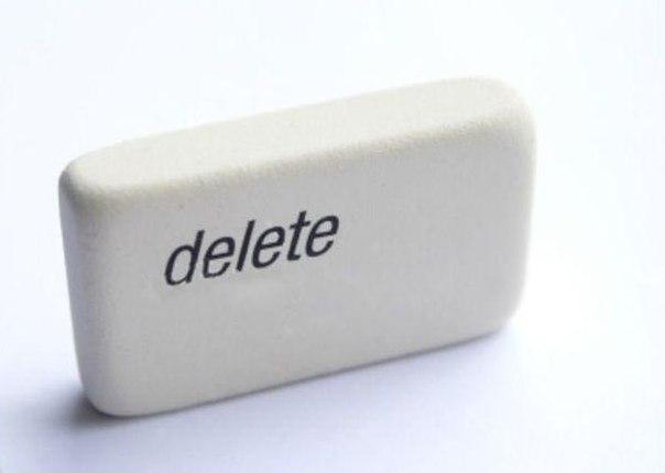 Активность как почте удалить gmail в
