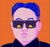Chip Kim Jong-un