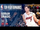 Dragic Brings The Heat To The Staples Center