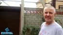Отзыв. Роллетные ворота, роллетные калитки. Симферополь, Крым