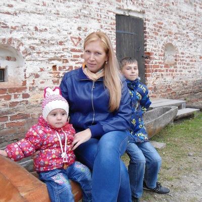 Оксана Струбина, 26 ноября , Череповец, id170595199